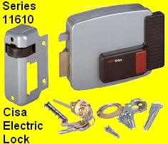Cisa.Electric.Lock.11610 cisa electric locks give high security for door entry systems cisa electric lock wiring diagram at n-0.co
